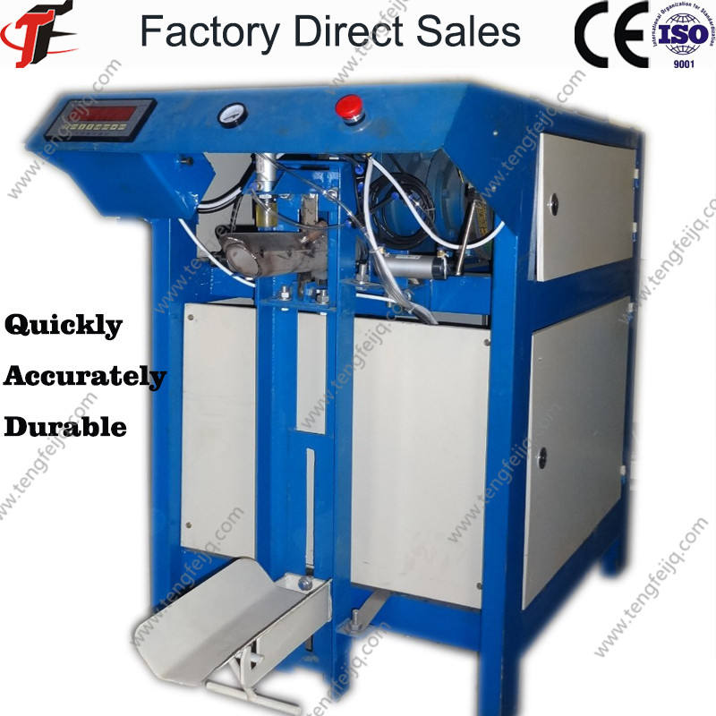 50 kg bolsa máquina de llenado de arena/cemento, 50 kg válvula máquina de embalaje para la arena o cemento