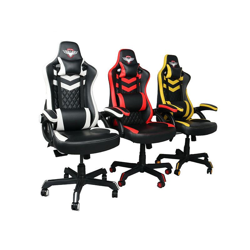 Moldados Por Injeção de Espuma Assento De Corrida Jogos De Balanço Cadeira Cadeira de Balanço com Inclinação Reclinável