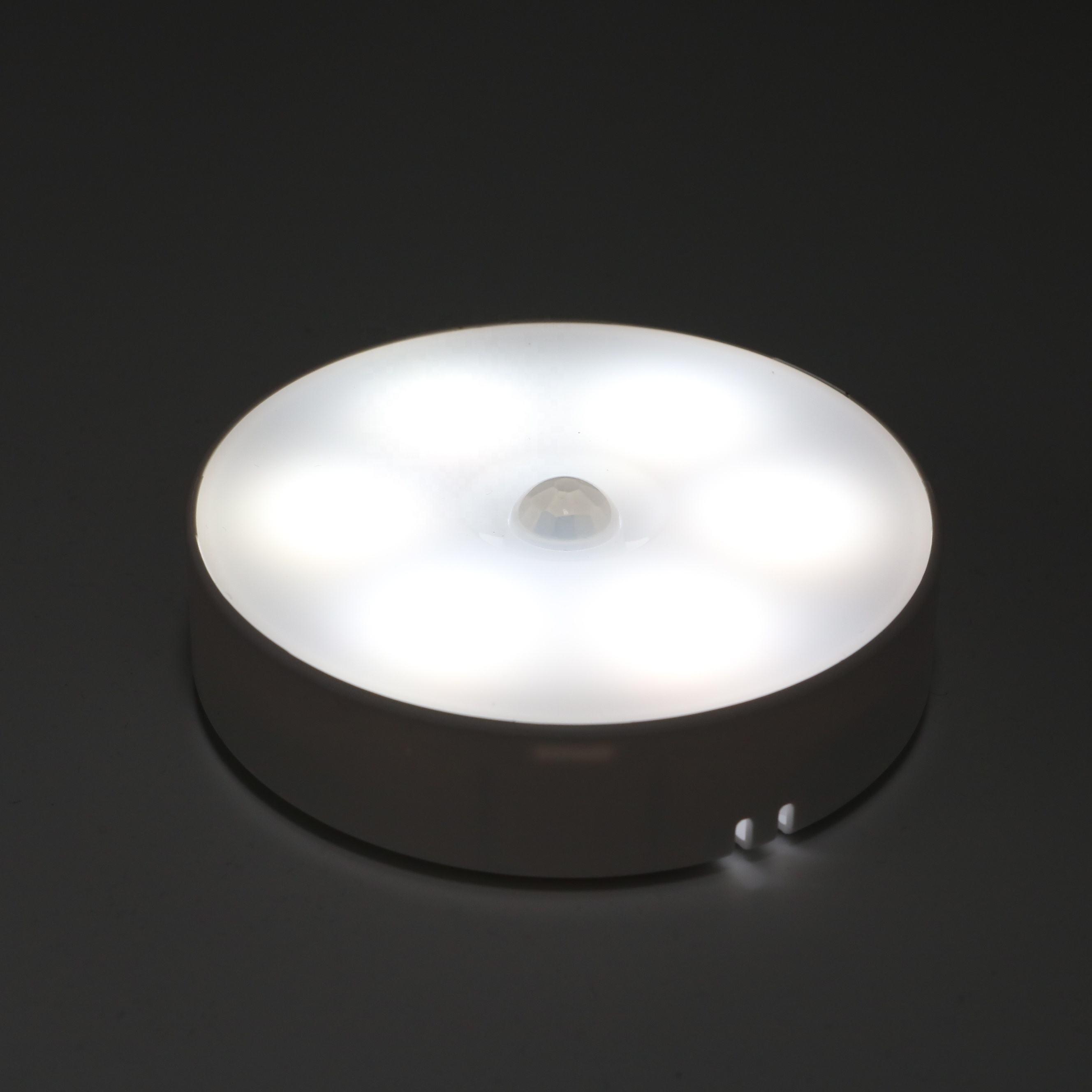 Alta calidad nueva decoración para el hogar Modelo cuadrado LED sensor de luz