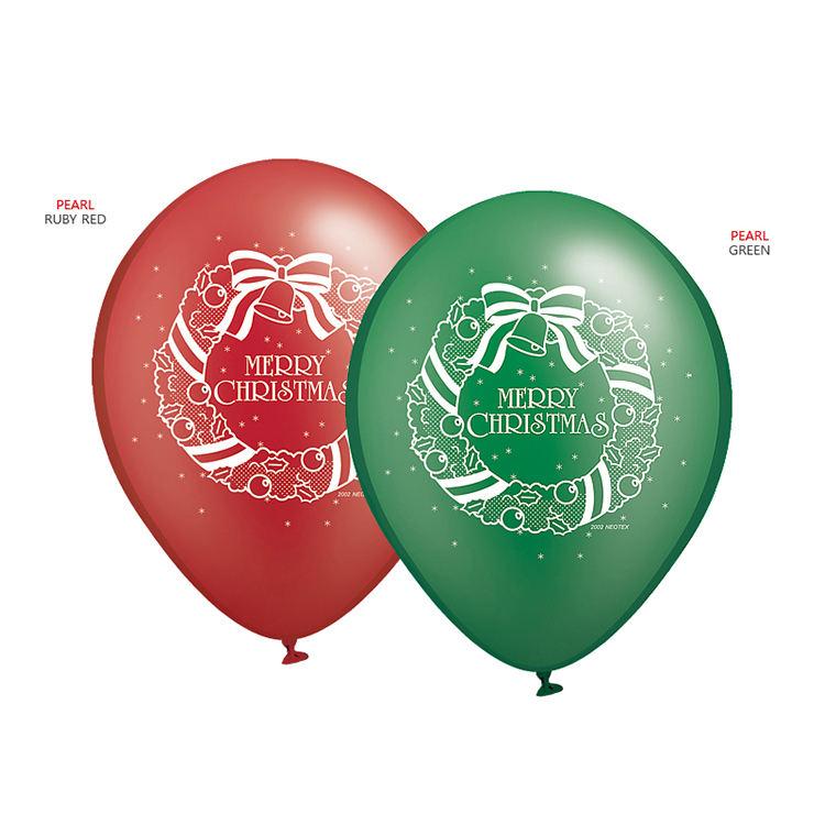 Förderung logo bedruckte ungiftig aufblasbare 6 zoll 10 zoll 12 zoll air latex ballon dekor für party