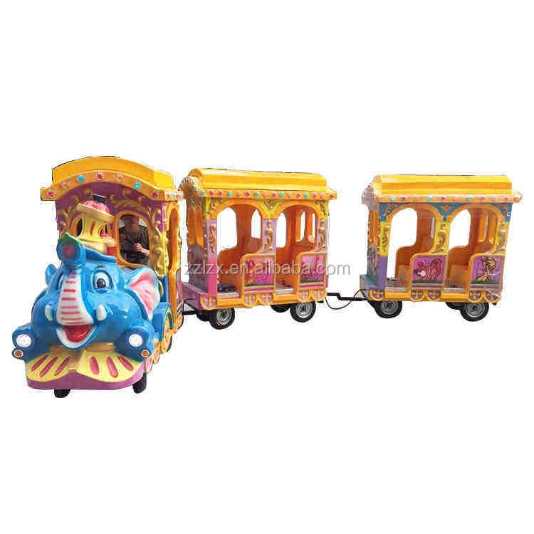 Shopping Mall <span class=keywords><strong>Kinder</strong></span> Fahrt Fahrgeschäften Verfolgen Elektrische Track Zug Reiten