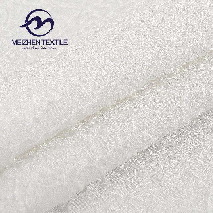 China fabricante de textiles de poliéster jacquard Piqué satén jacquard brocado fabricic