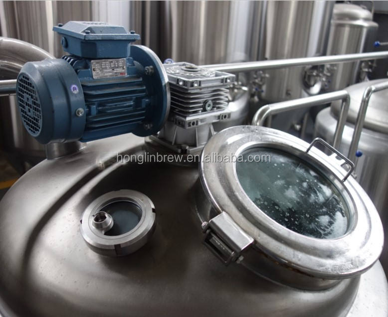 Brewery Equipment 10BBL Draft Beer Brewery Equipment Beer Manufacturing Equipment For Sale