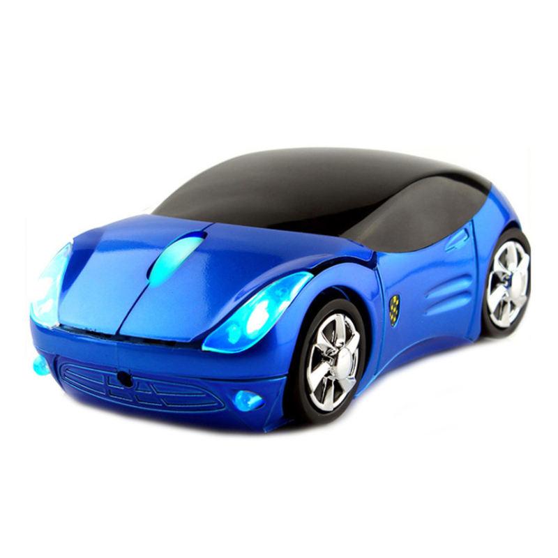 التصميم الإبداعي أعلى جودة ثلاثية الأبعاد شكل مخصص لاسلكي led <span class=keywords><strong>مصباح</strong></span> سيارة الماوس