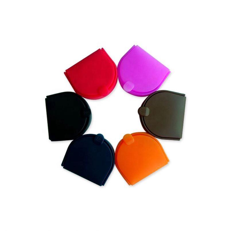 Venta al por mayor de silicona impermeable moneda <span class=keywords><strong>monedero</strong></span>