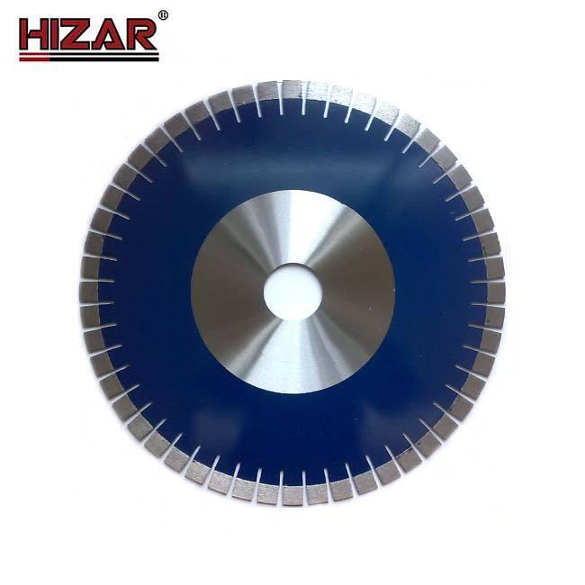 Hizar HDG20 14ダイヤモンド鋸刃韓国用御影石石切削