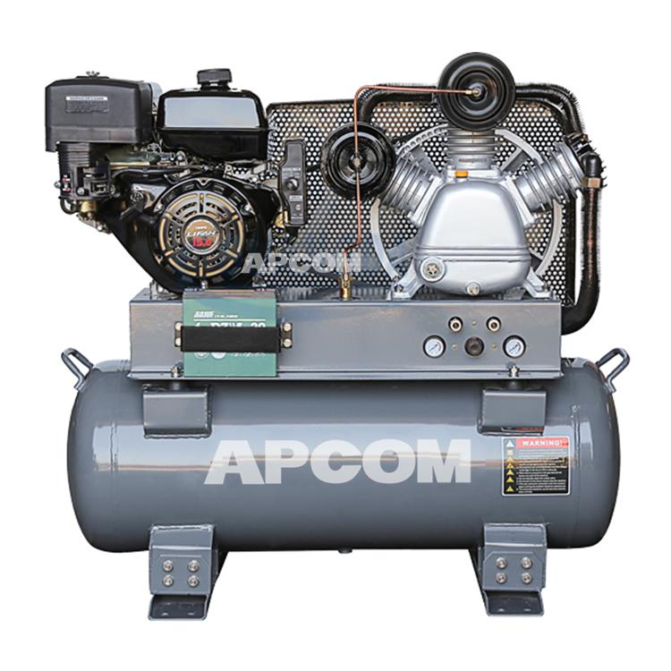 3hp 4hp 5hp 6hp 2.2kw 3kw 4kw piston petrol compressor