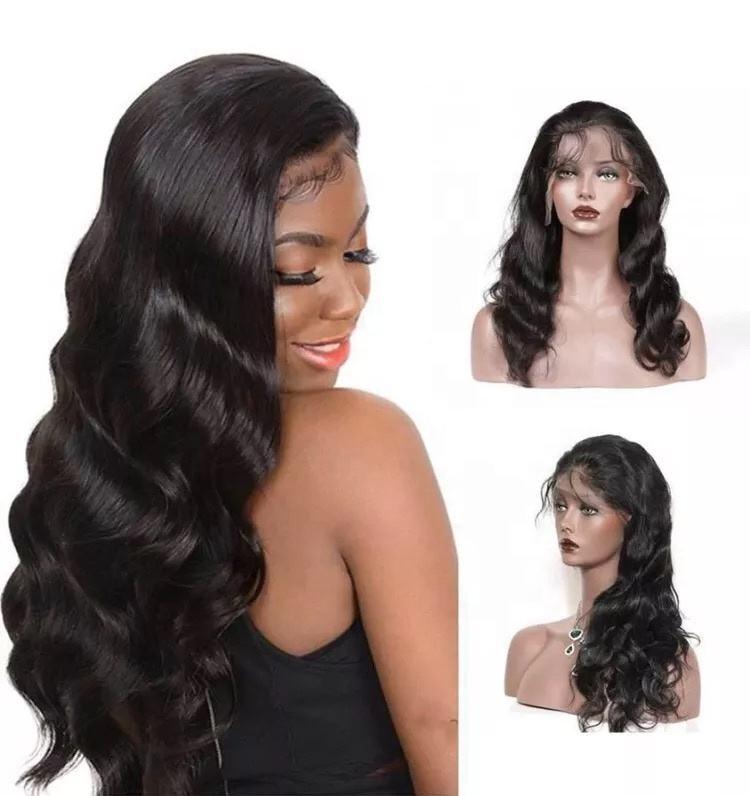 Venta caliente de la <span class=keywords><strong>peluca</strong></span> de encaje recto sedoso rizado/180% de densidad pelucas de encaje con cabello virgen