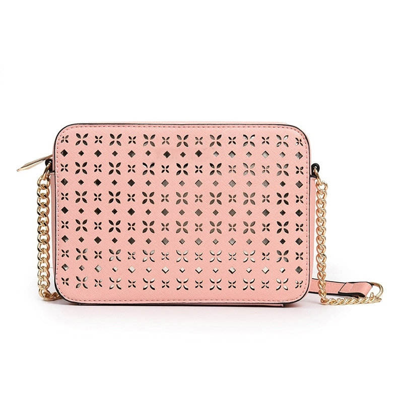 Wholesale new design trendy shoulder cross body women bags womens hand bag chain bag fartory price product