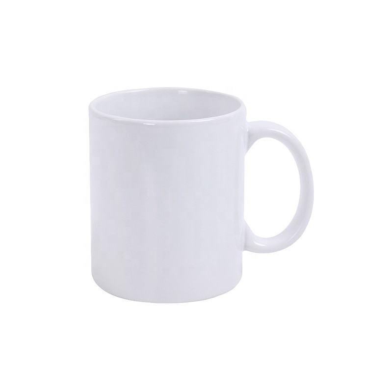 Personnalisé Blanc Tasse En Céramique pour <span class=keywords><strong>cadeau</strong></span>