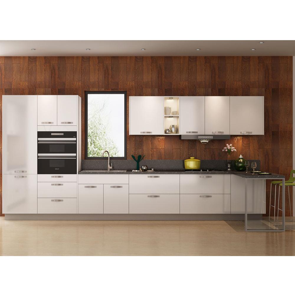 HS-CG2037 conjunto de High End Móveis de Cozinha Armário de Parede da cozinha real Envoltório de Vinil PVC Armário de Cozinha