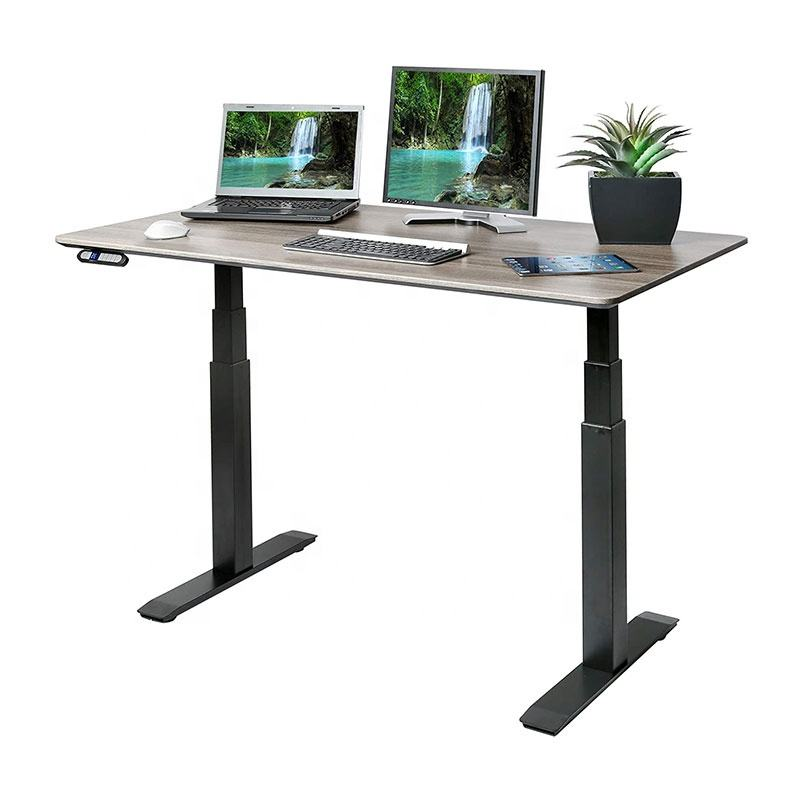 High Quality Steel Wood Desks Home For Small Space Modern Executive Table China Roll Top Desk Office Furniture