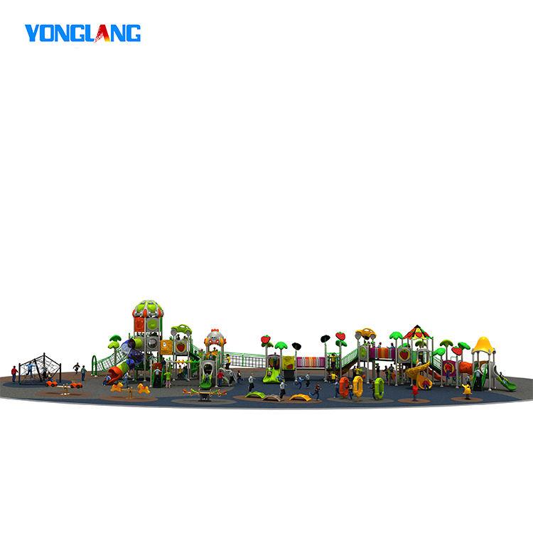 Recubrimiento en polvo de Color al aire <span class=keywords><strong>libre</strong></span> <span class=keywords><strong>parque</strong></span> de alta calidad de los niños al aire <span class=keywords><strong>libre</strong></span> patio de juegos para la venta