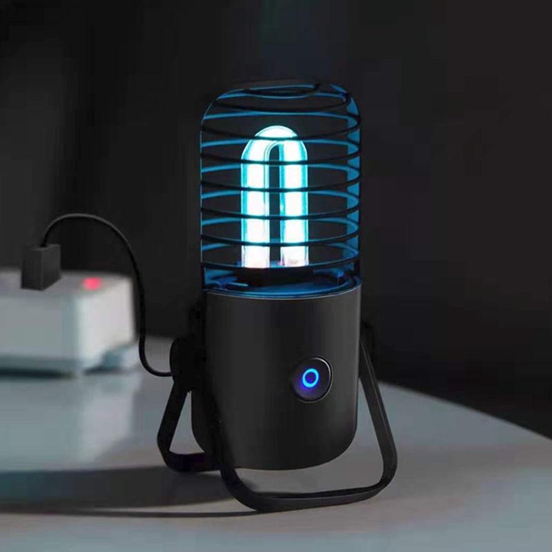 Лампа T5 трубка LED ультрафиолетовый свет мобильный телефон дезинфицирующее средство Мини УФ-защита зонтик