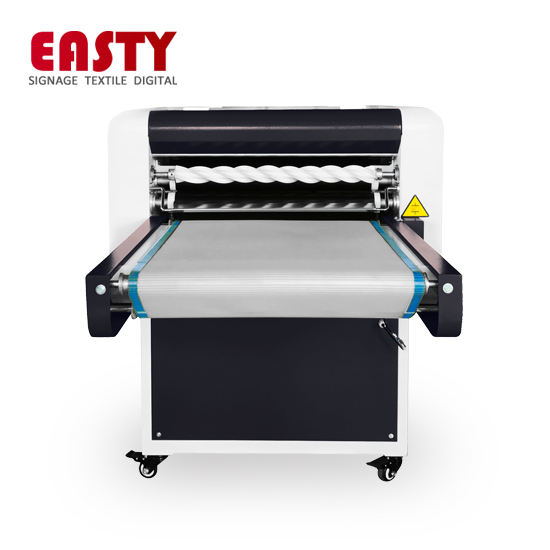 Easty T shirt Garment fabric apparel Fusing Stamping Machine