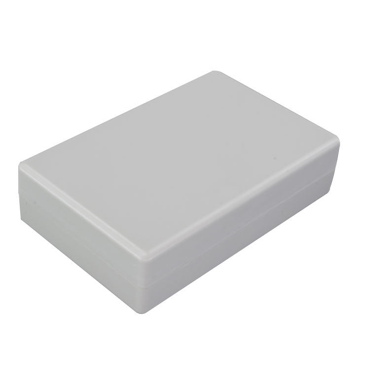 electronic project plastic box ABS material plastic junction enclosure