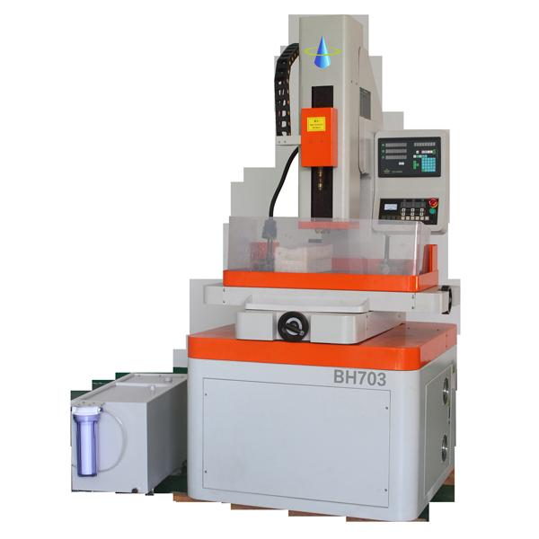 Küçük Hle EDM Makinesi Sondaj Makinesi BH703 Ana Bileşenleri