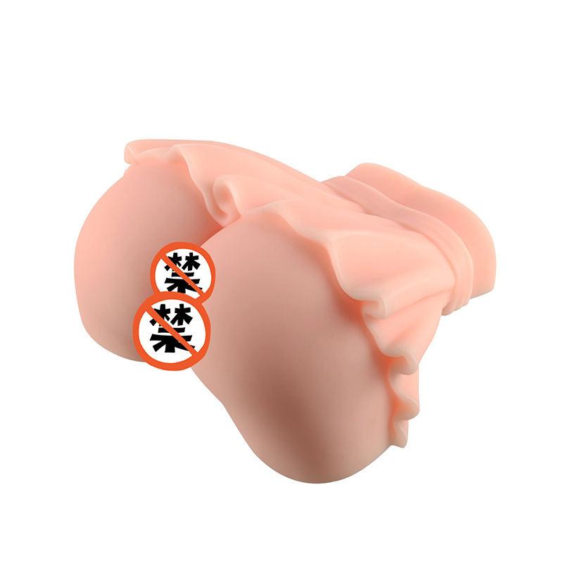 Mini Kleid Asiatischen Liebe Puppe Echten Sex Vaginale Butt Sex Puppe