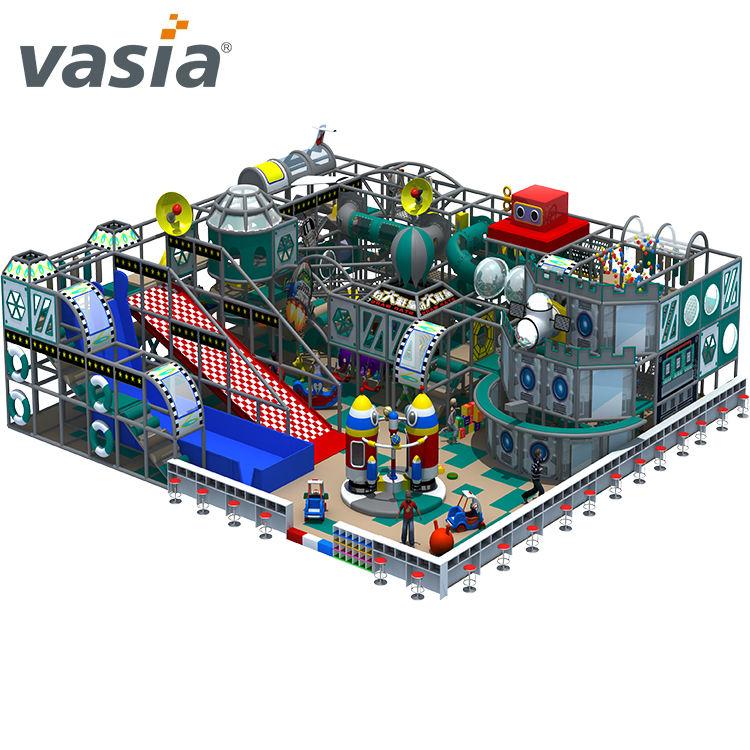 Huaxia 큰 소프트 플레이 놀이터-디자인, 제조, 필드 어셈블리 실내 놀이터