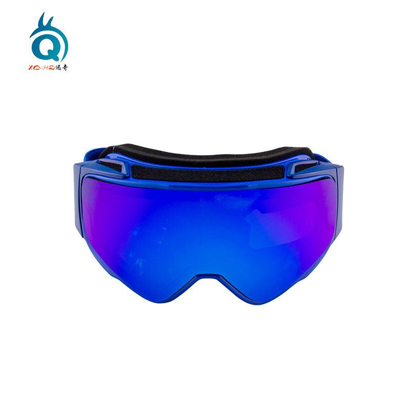 مخصص العلامة التجارية CE UV400 مكافحة الضباب التزلج <span class=keywords><strong>نظارات</strong></span> الأرجواني <span class=keywords><strong>الثلوج</strong></span> تزلج <span class=keywords><strong>نظارات</strong></span>