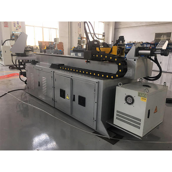 De aluminio automático piezas de mecanizado Cnc tubo U máquina dobladora de tubo
