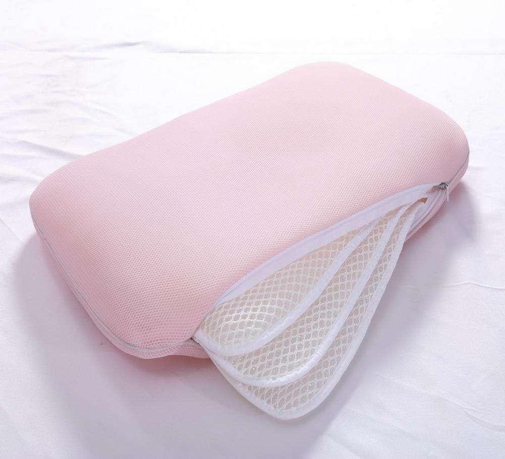 OEKO-TEX Anti-Baterical Eco amigable tejido <span class=keywords><strong>espaciador</strong></span> <span class=keywords><strong>de</strong></span> los niños contorno almohada <span class=keywords><strong>de</strong></span> China Anran tecnología textil