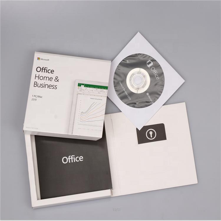 英語パッケージmicrosoft office 2019 のホームとビジネスボックス本物のmsオフィスソフトウェアdhlの送料無料