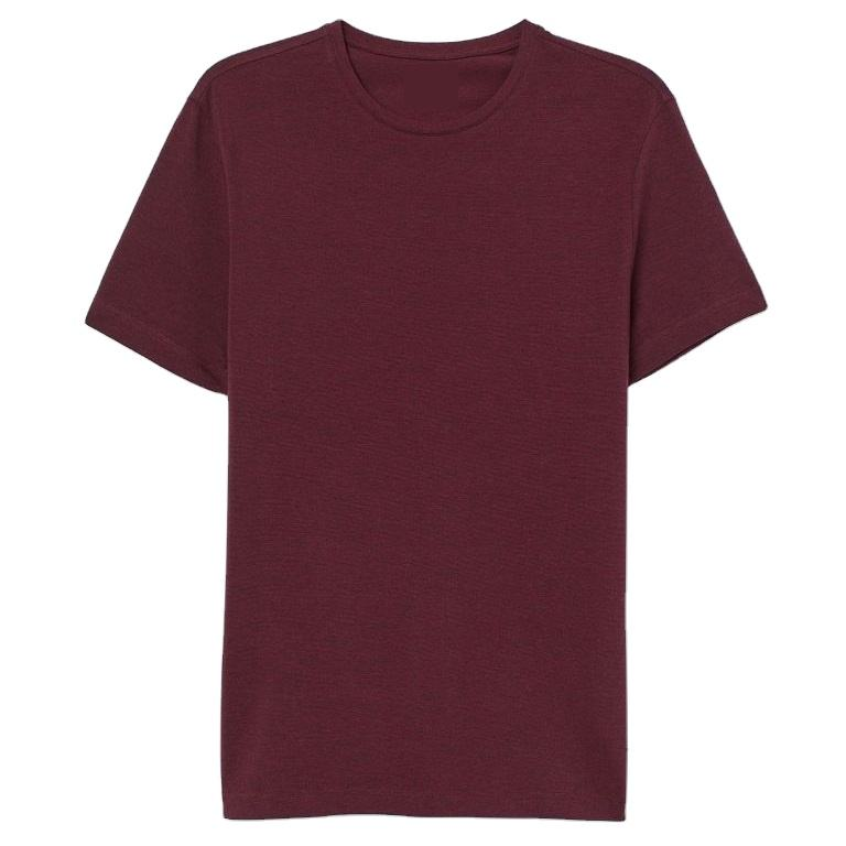 Hot Selling All Over Print Custom Tshirt Round Neck T shirt Men Slim/Loose Fit T-shirt For Man From Bangladesh