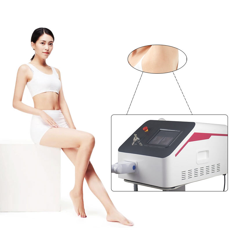 2021 Sapphire Crystal <span class=keywords><strong>Profesional</strong></span> 60 Juta Tembakan <span class=keywords><strong>Es</strong></span> Portabel Keren 808nm Diode Laser Permanen Hair Removal Mesin