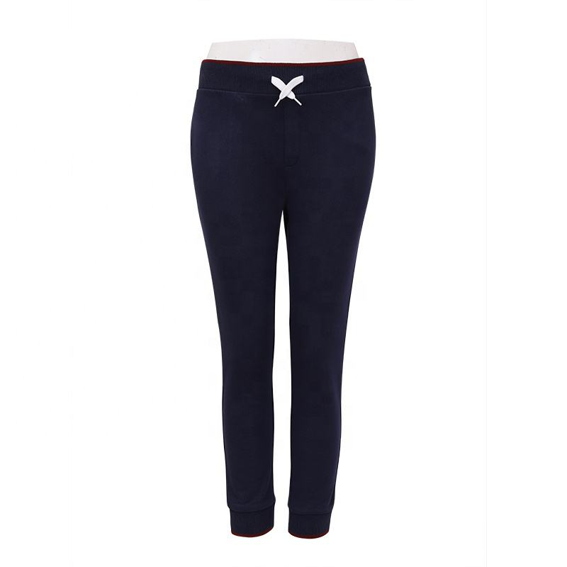 модные осенние трикотажные брюки из 100% хлопка с рисунком самолета детская одежда для мальчиков штаны с Кулиской