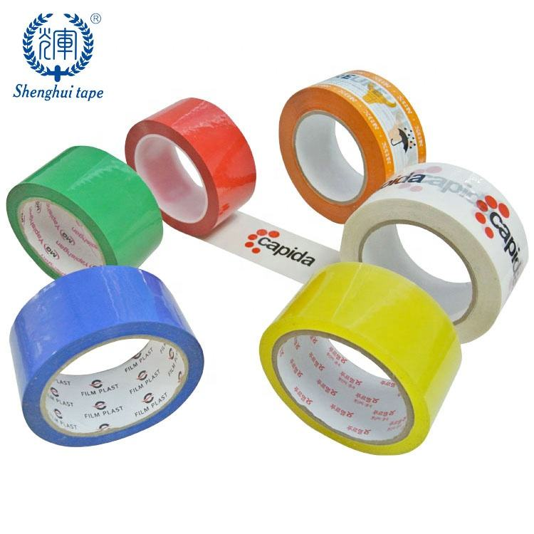 Embalaje de envío la cinta de la mano de todo tipo de cartón de tamaño de cinta de sellado