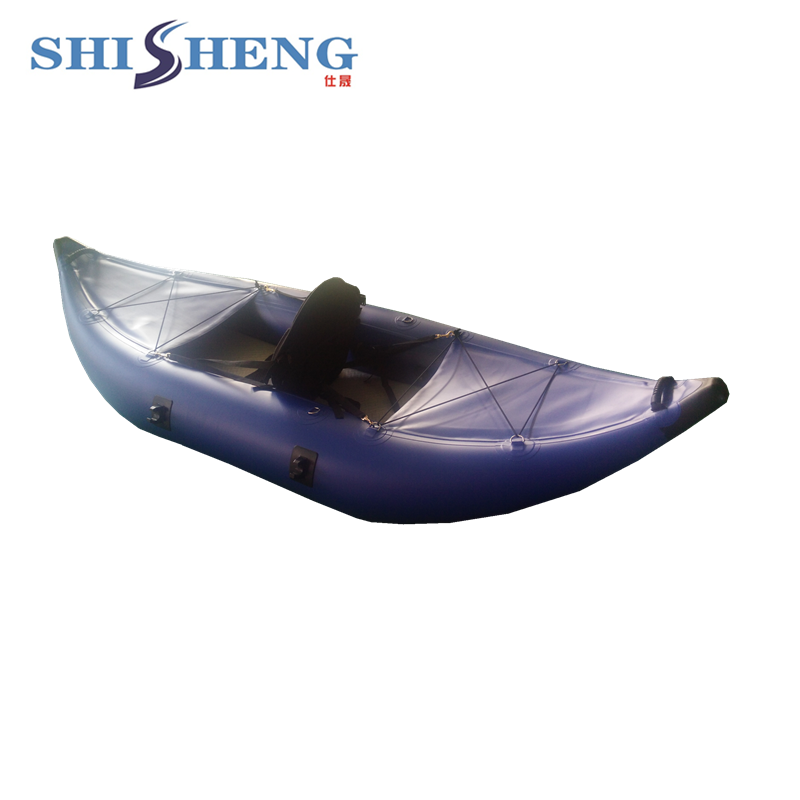 Trung quốc Nhà Máy bán hàng trực tiếp Chất Lượng Cao inflatable <span class=keywords><strong>whitewater</strong></span> một người kayak