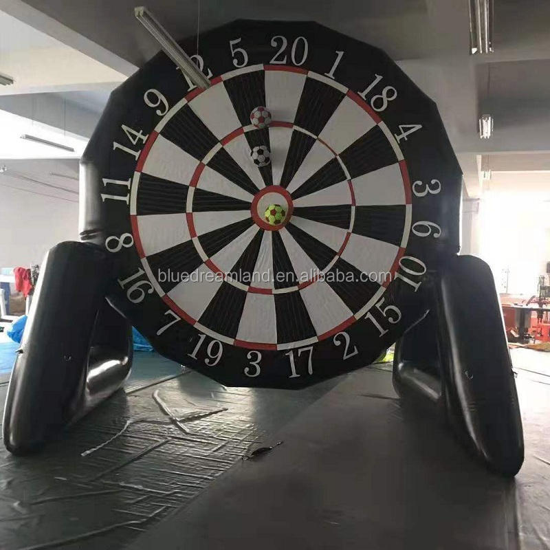 Team Building Popular Football dart game inflatable soccer darts sports game for sale sport games
