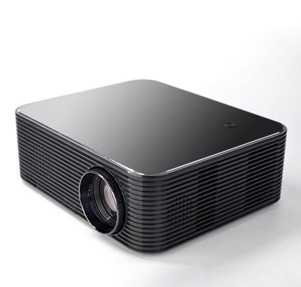 CRE OEM full HD nativa de 1080p LCD LED de alto contraste de teatro en casa teléfono móvil Android proyector