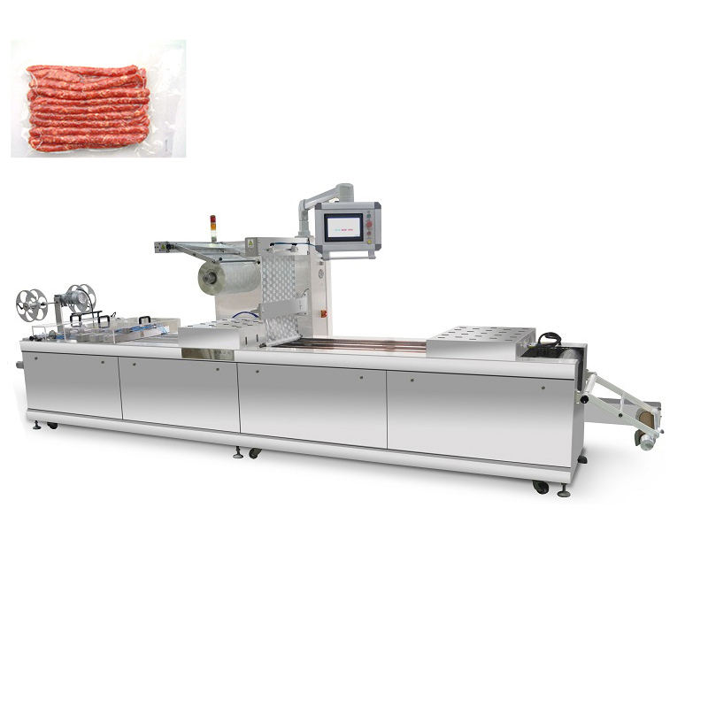 Cibo doppio chambers macchina imballatrice <span class=keywords><strong>di</strong></span> vuoto/vacuum sealer