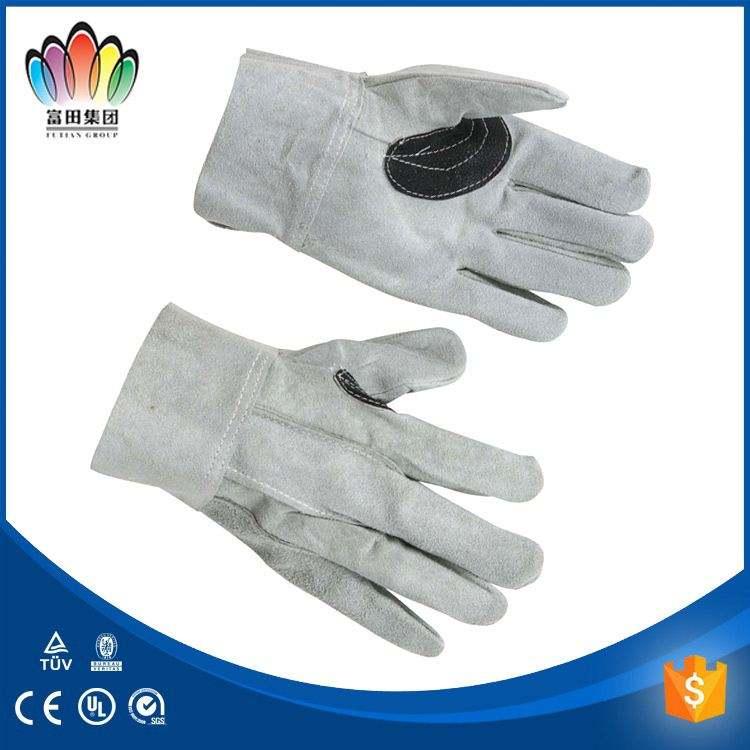 セーム革手袋安全労働手袋フルレザーグローブ