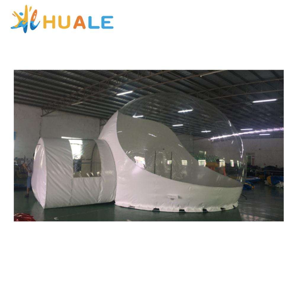 Economic factory price inflatable bubble dome tent