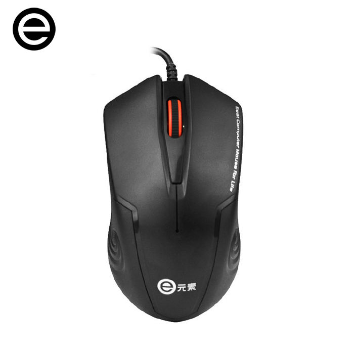 Wholesale Cheapest Gaming Office Ergonomic OEM Optical Wired Computer Mouse Gaming In Stock