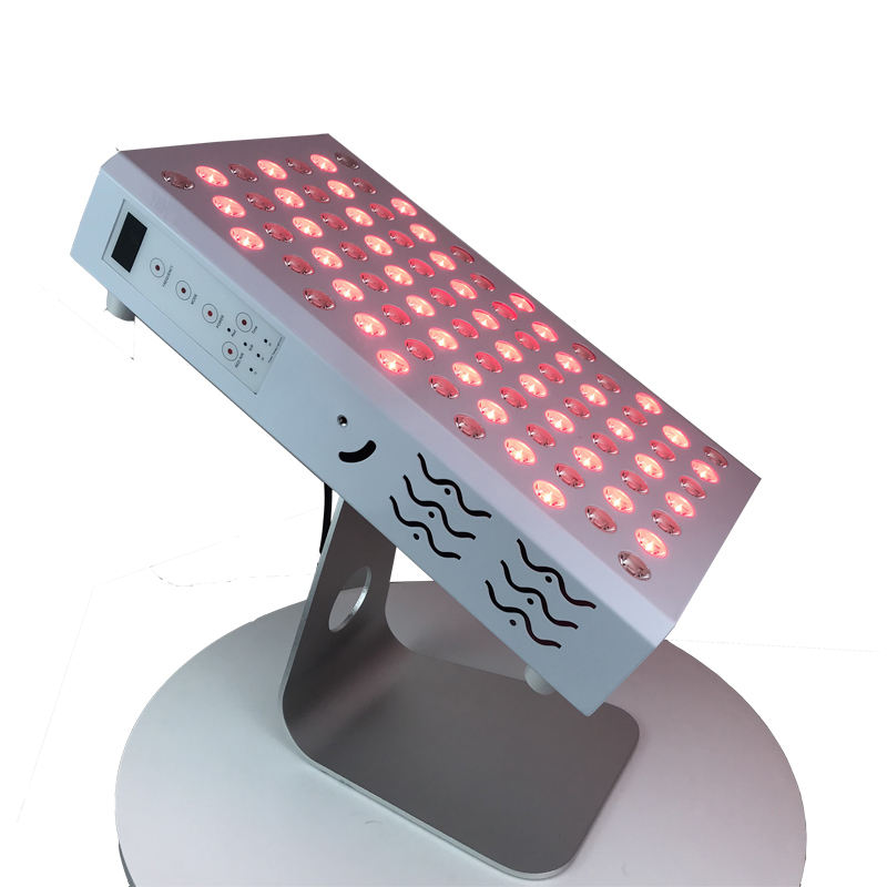 Handed Face Skin Red Light Therapy 660nm 850nm Red Light Therapy Face New Arrival Pulse Technology LED Therapy Light