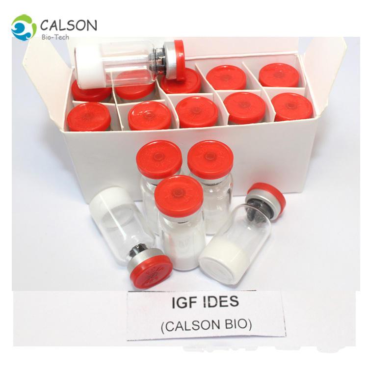 De alta calidad de inyección de péptidos en polvo IGF-1 DES IGF IDES 1 mg