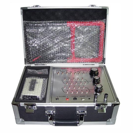 Gran profundidad de agua subterránea detector/buscador de oro del Tesoro cazador de diamantes de plata de cobre Detector