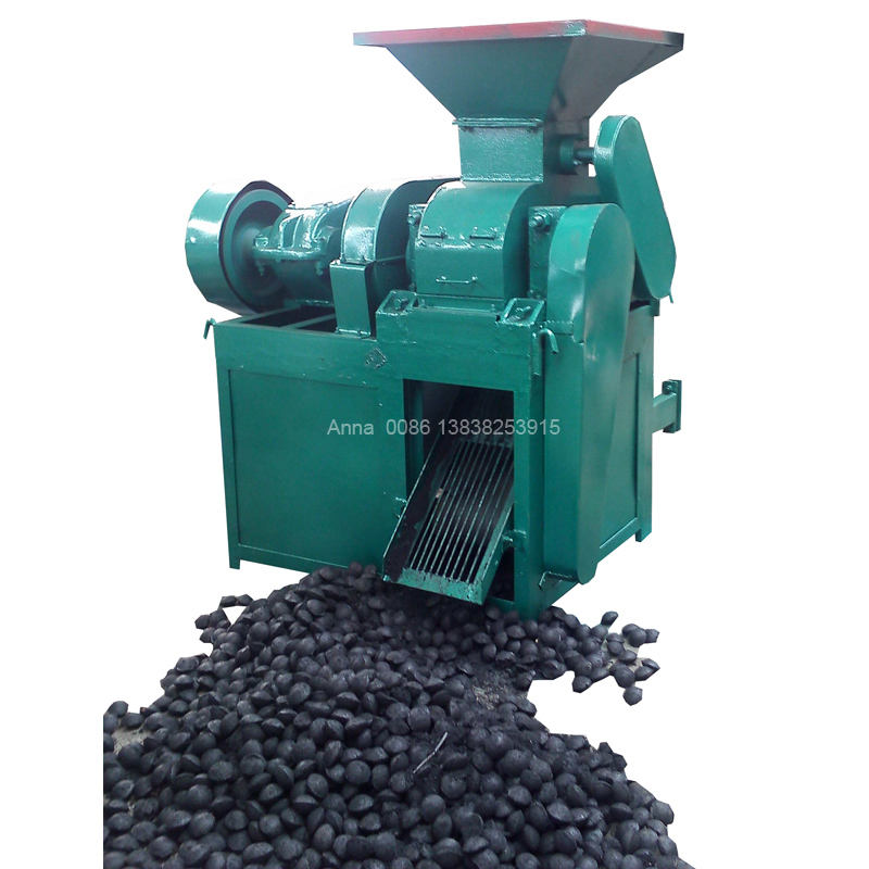 coal powder briquetting press machine