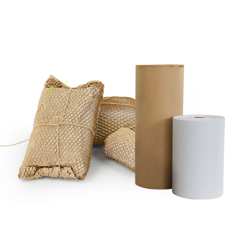 Customizable ECO Friendly Honeycomb Paper Wrap Roll for Packaging