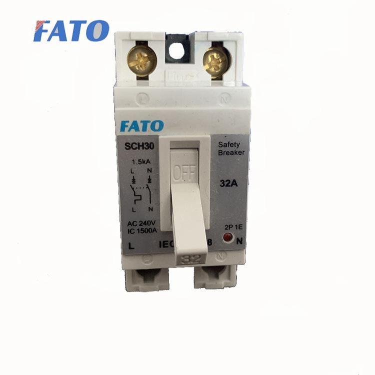 FATO NT50 serie leckage circuit breaker RCD FI-SCHUTZSCHALTER FI-SCHUTZSCHALTER