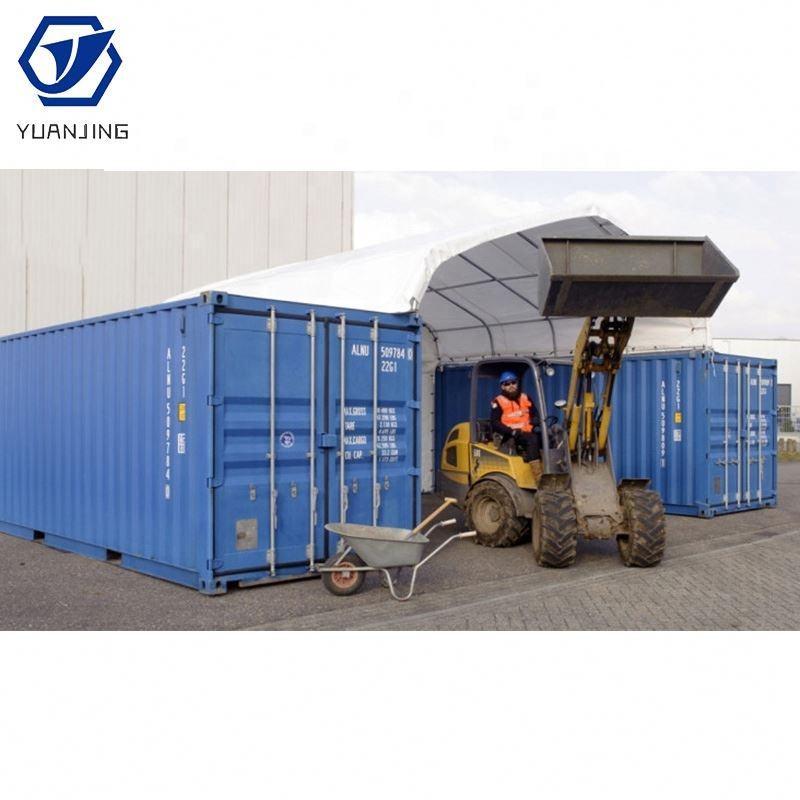Trung quốc Nhà Sản Xuất 20ft Đôi Trussed Container Nơi Trú Ẩn