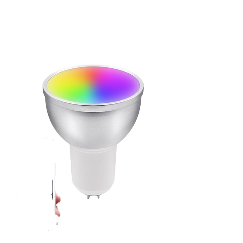 Smart Wireless Rgb Multicolor Dimbare Wifi Tuya App <span class=keywords><strong>E26</strong></span> <span class=keywords><strong>E27</strong></span> <span class=keywords><strong>B22</strong></span> Controle Smart Led Lamp Met Compatibele Amazon Alexa Google thuis
