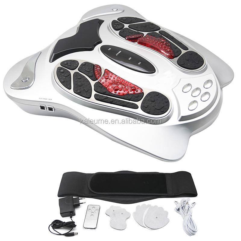 Instrumento de protección de la salud Reflexología Infrarroja Máquina de masajeador de <span class=keywords><strong>pies</strong></span> y piernas