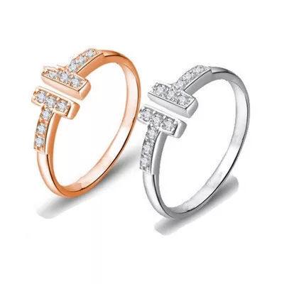 S925 de plata esterlina simple vida amante anillo boca pliegue ajustable chino regalo de día de San Valentín