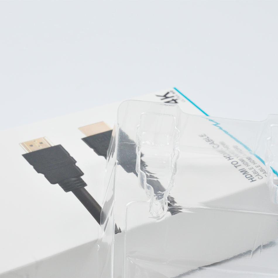 Imprimé personnalisé usb câble de données papier/charge de téléphone étui en papier
