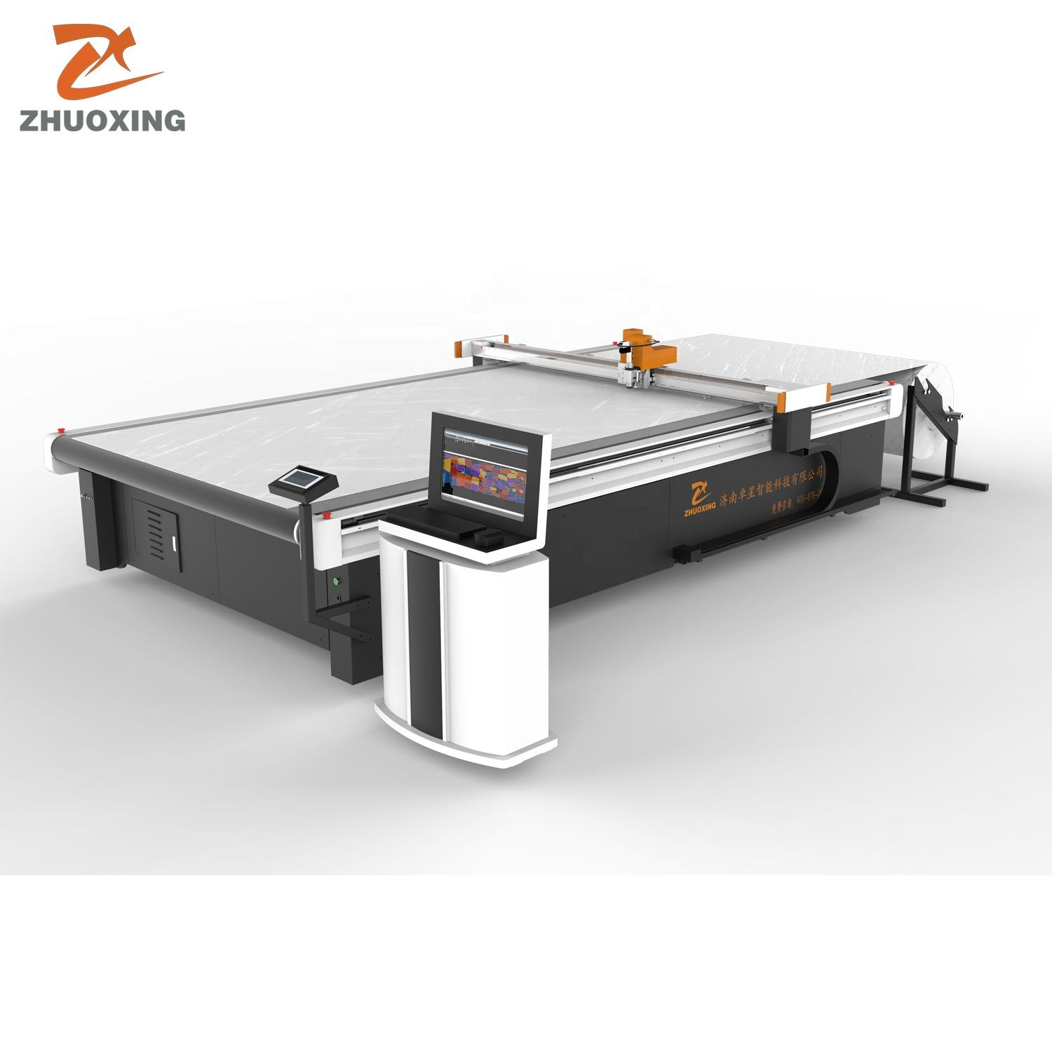 apparel textile cutting machine for garment customization production and pattern making